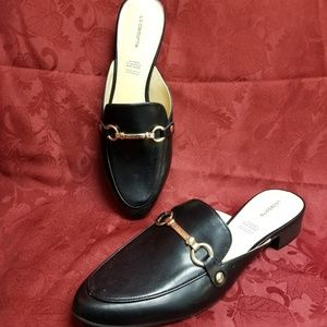 Black Size 10 Liz Claiborne LC Hailey Shoes